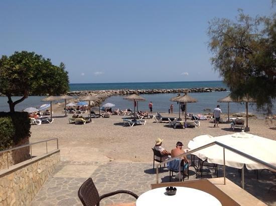 Hotel Levante: view from Lavante