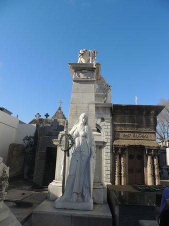 Cementerio de Recoleta: Cemitério da Recoleta  |  Junin 1790, Buenos Aires 1116, Argentina