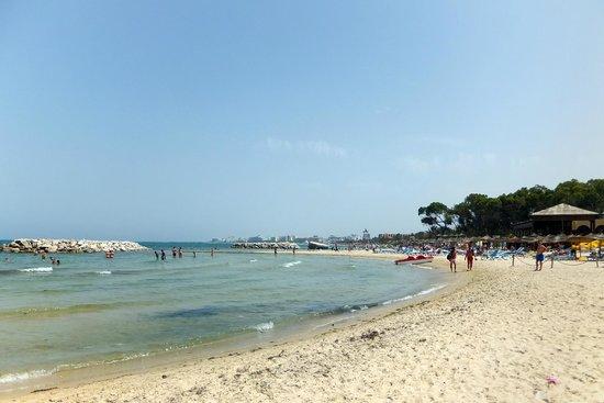 Marhaba Salem : The beach walk to Sousse