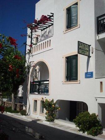 Hotel Spiros: hotel