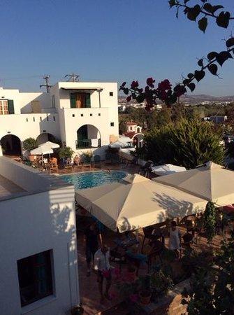 Hotel Spiros: swimming pool