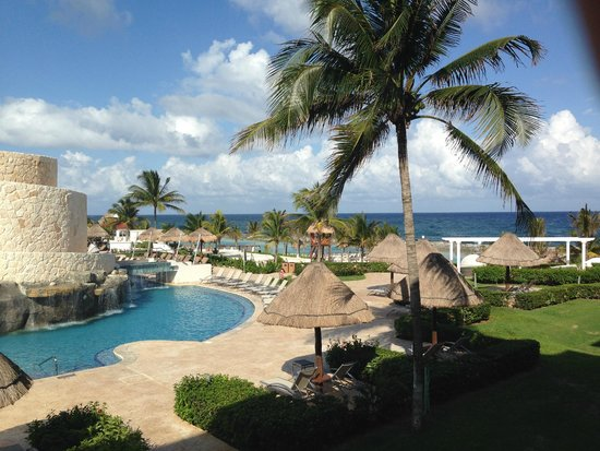 Hard Rock Hotel Riviera Maya: View