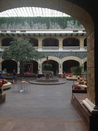 Hard Rock Hotel Riviera Maya: Lobby