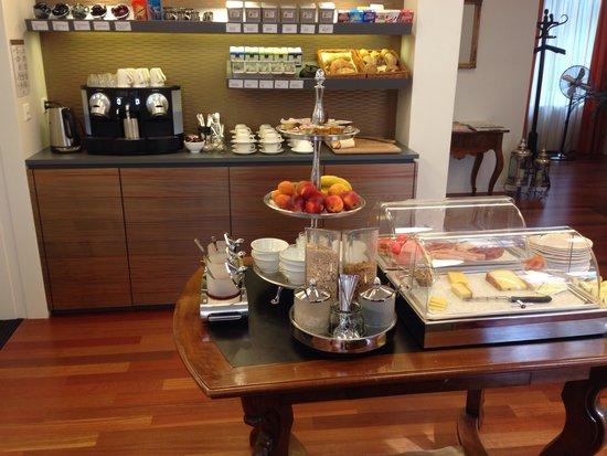 Hotel Vadian: Breakfast II