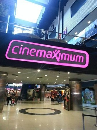 ‪Cinemaximum Cevahir‬