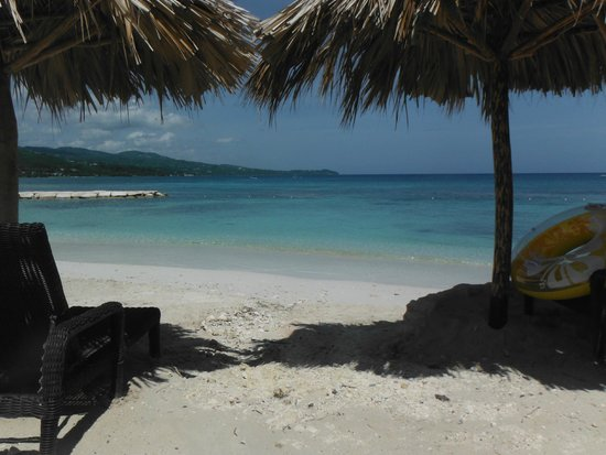 Secrets Wild Orchid Montego Bay: Beautiful beach and water
