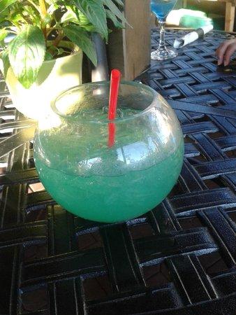 Clam Bucket Restaurant : fish bowl (3oz) so yummy