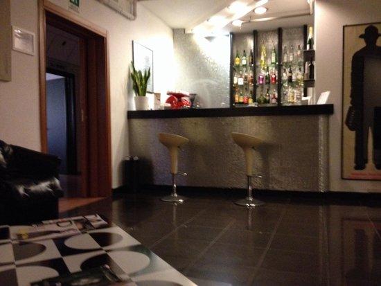 Hotel Europa Caserta: Bar