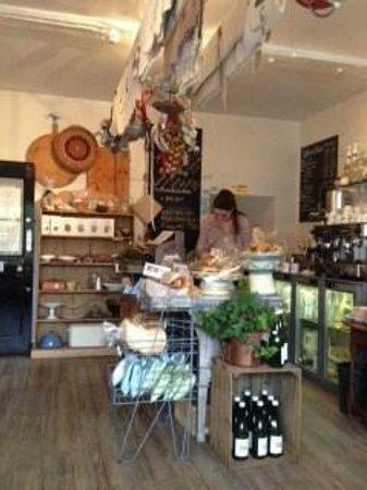 Inside V's - Picture of V's Kitchen