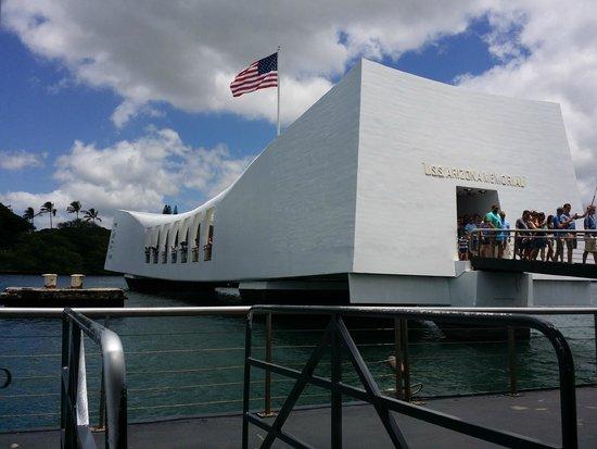 Pearl Harbor: The Memorial