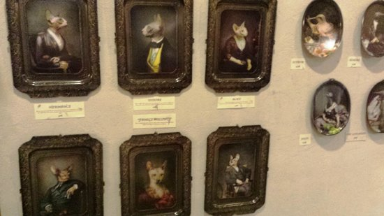 La Basilica Galeria: paintings for sale