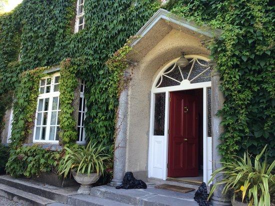 Foxmount Country House: Front Door