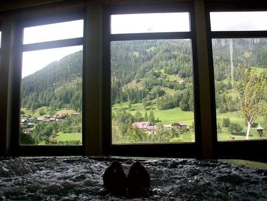 Harmony's Hotel Kirchheimerhof : Jacuzzi