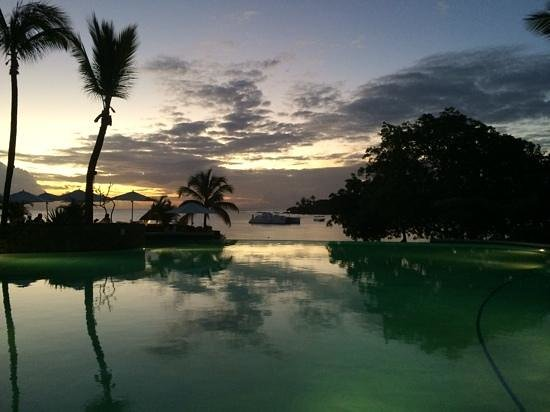 Maritim Resort & Spa Mauritius: sunset