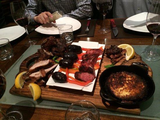 Steaks by Luis: Embutidos!