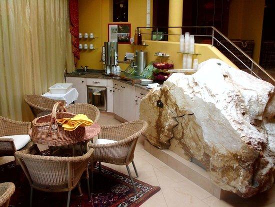 Harmony's Hotel Kirchheimerhof : Tisaneria della spa