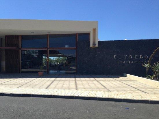 Apartamentos El Trébol : El Trebol