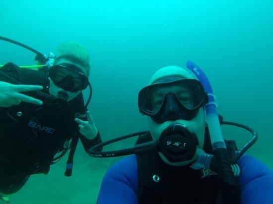 Rocket Frog Divers: Dive buddies