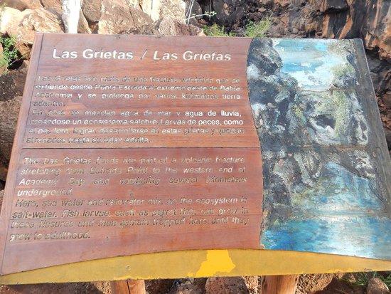 Las Grietas