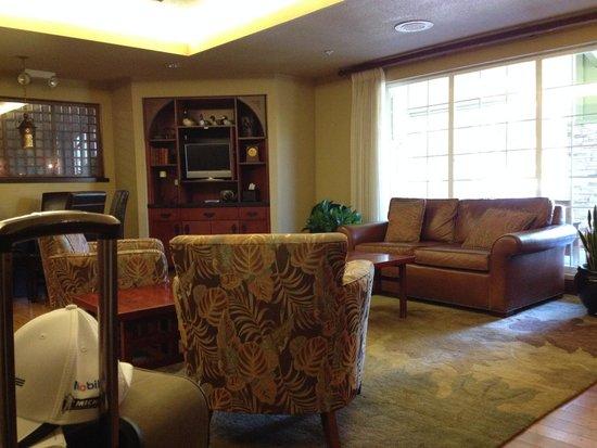 Larkspur Landing Folsom : Hotel lobby