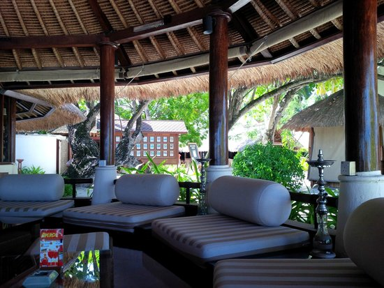 Banyan Tree Vabbinfaru: Resturant