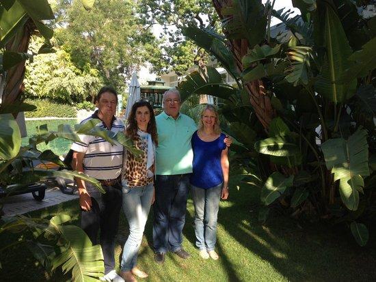 Pestana Palace Lisboa: Familia