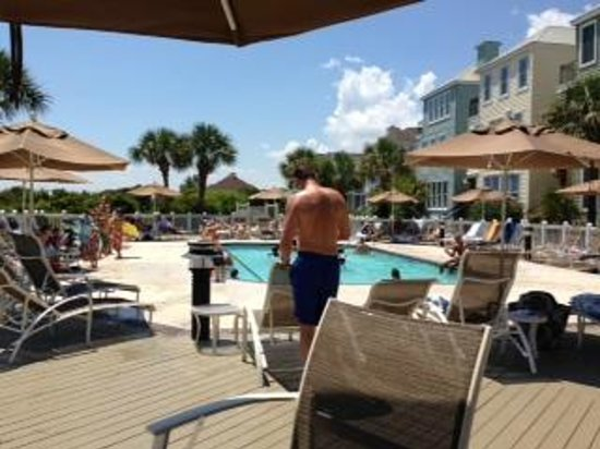 Wild Dunes Resort : The pool your kids will be forced to use