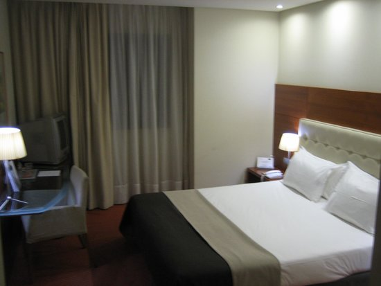 Silken Coliseum Hotel: vista general
