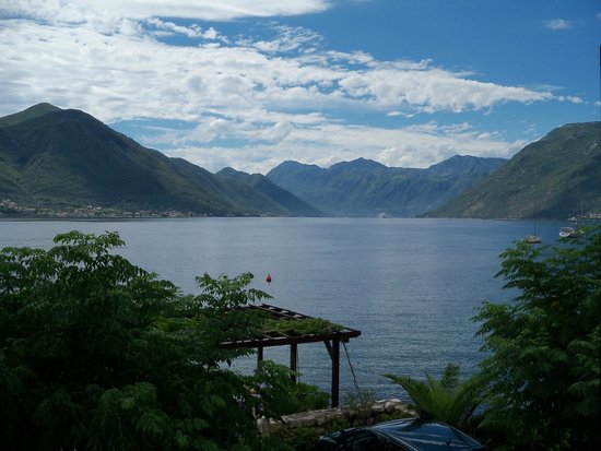 Dobrota, Montenegro: Fjord like Bay of Kotor