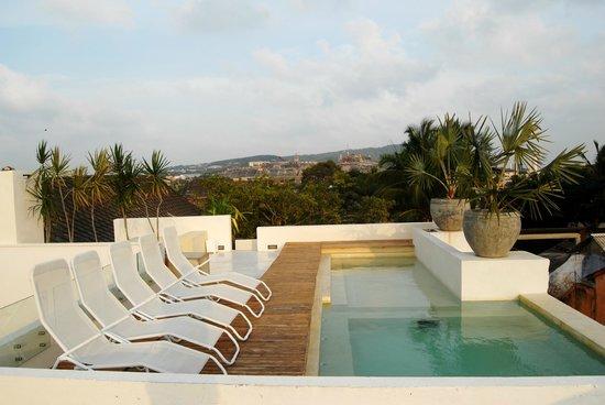 Hotel Casa Lola: Refrescante lugar para tomar el sol en nuestra hermosa ciudad