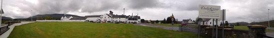 Dalwhinnie Distillery: Dalwhinnie Panorama
