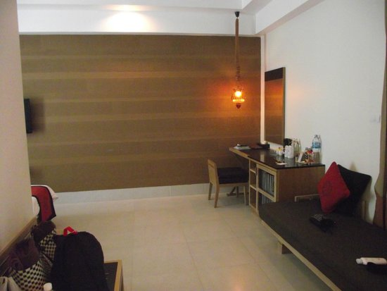 The Small, Krabi: Room