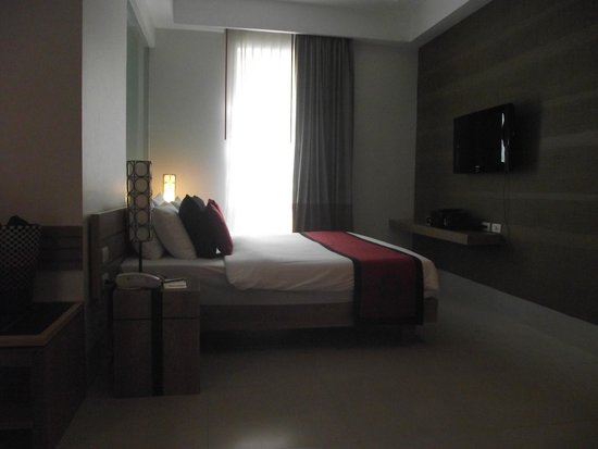 The Small, Krabi: Bed