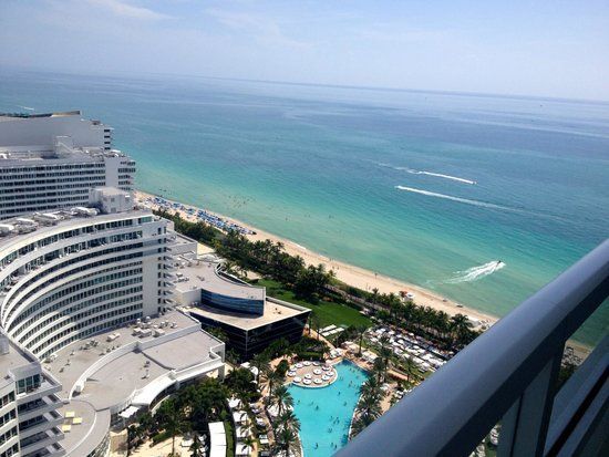 Fontainebleau Miami Beach : View 1