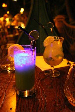 Blue Lagoon Restaurant - Disneyland Paris : Drinks