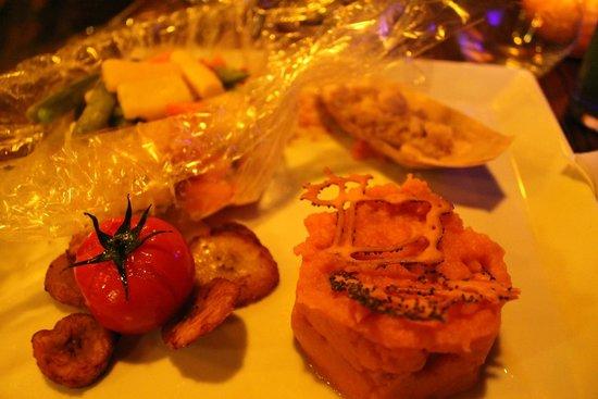 Blue Lagoon Restaurant - Disneyland Paris : Vegetarian Option