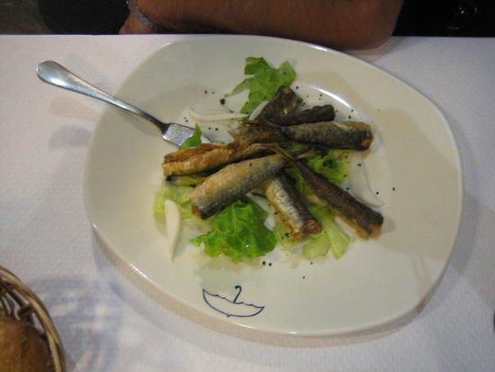 La Pirula : sardinas