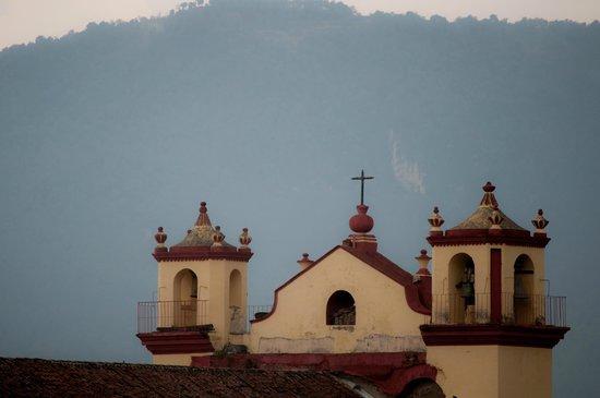 Hotel Palacio de Moctezuma: Las Mejores Vistas De las Montañas!!