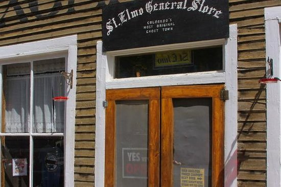 St. Elmo: The general store