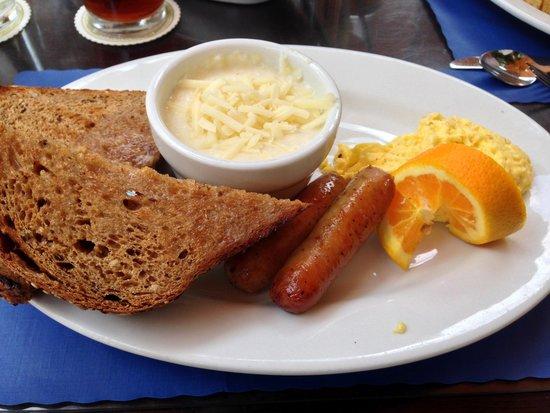 Old Fort Lauderdale Breakfast House: OB House Breakfast