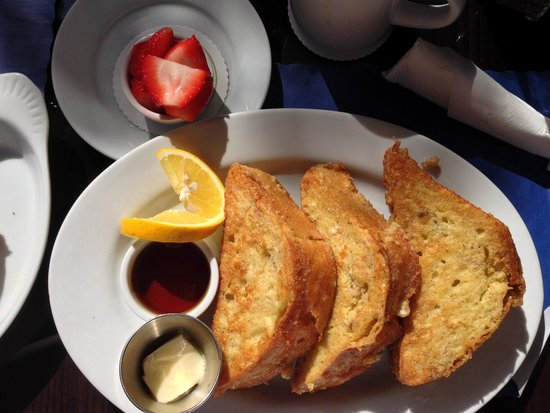 Old Fort Lauderdale Breakfast House: OB Batter Toast