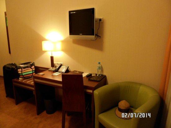 Hotel Wyspianski: Habitacion