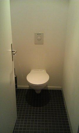 INNSIDE by Melia Dusseldorf Seestern : Туалет