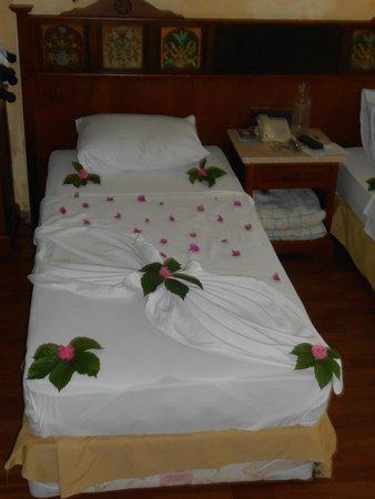 Cactus Charme Hotel : Une des Décos