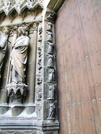 Cathédrale Notre-Dame de Reims : ...detale