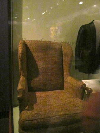 National Museum of American History: Archie Bunker's Chair