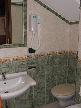 Hotel La Giara : Bathroom