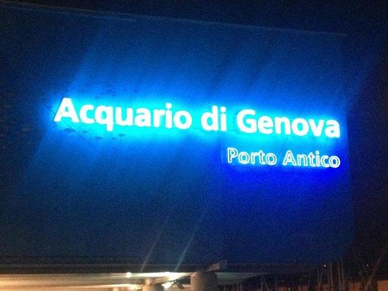 Acquario di Genova: Aquarium gênes