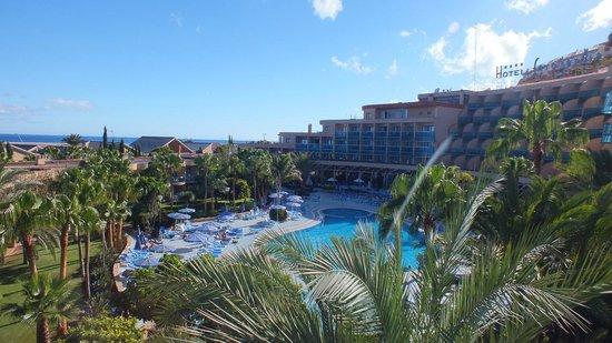 Hotel Faro Jandia & Spa: room view