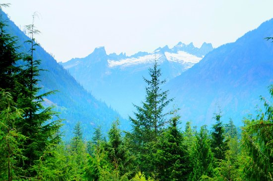 North Cascades Highway: North Cascades